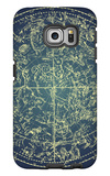 Vintage Zodiac Constellation Of Northern Stars Galaxy S6 Edge Case by Alisa Foytik