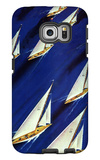 """Sailboat Regatta,"" June 29, 1940 Galaxy S6 Edge Case by Ski Weld"