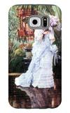 The Elder Strauss Galaxy S6 Case by James Tissot