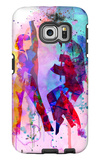 Pulp Watercolor Galaxy S6 Edge Case by Anna Malkin