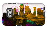 New Orleans City Skyline Galaxy S6 Edge Case by  NaxArt