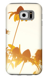 Sundown Flowers Galaxy S6 Case by Mandy Lynne