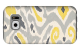 Exotic Textile 1 Galaxy S6 Case by Tom Grijalva