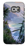 Island Experience, Kauai Galaxy S6 Edge Case by Vincent James