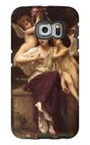 Ave De Printemps Galaxy S6 Edge Case by William Adolphe Bouguereau
