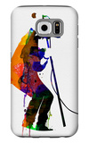 Tom Watercolor Galaxy S6 Case by Lora Feldman