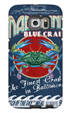 Baltimore, Maryland - Blue Crabs Galaxy S6 Edge Case by  Lantern Press