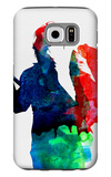 Alice Watercolor Galaxy S6 Case by Lora Feldman