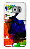 Stevie Watercolor Galaxy S6 Case by Lora Feldman