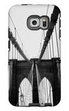 Brooklyn Bridge I Galaxy S6 Edge Case by Nicholas Biscardi