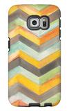 Rustic Symetry 1 Galaxy S6 Edge Case by Norman Wyatt Jr.
