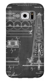 Drilling Rig Patent Galaxy S6 Case