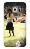 Cricket Galaxy S6 Case by James Tissot