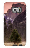 Morning Mist and Half Dome Galaxy S6 Edge Case by Vincent James