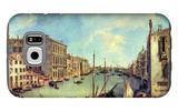 Grand Canal at San Vio Galaxy S6 Case by  Canaletto