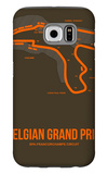 Belgian Grand Prix 1 Galaxy S6 Case by  NaxArt