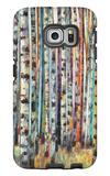 Rainbow Grove 2 Galaxy S6 Edge Case by Norman Wyatt Jr.