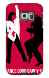 Dance Good Poster 2 Galaxy S6 Edge Case by Anna Malkin