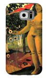 Te Nave Nave Fenua Galaxy S6 Case by Paul Gauguin