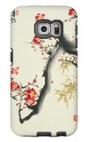 Asian Traditional Painting Galaxy S6 Edge Case by  WizData