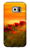 Spring Field Galaxy S6 Case by Marco Carmassi