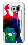 Noel Watercolor Galaxy S6 Case by Lora Feldman