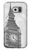 London Sights I Galaxy S6 Case by Emily Navas