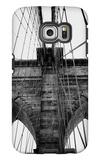 Brooklyn Bridge II Galaxy S6 Edge Case by Nicholas Biscardi