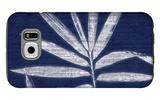 Bamboo Shibori Galaxy S6 Case by Meili Van Andel