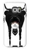 Bear Warrior Galaxy S6 Edge Case by Ruben Ireland