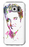 Elvis Presley Galaxy S6 Case by  NaxArt