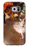 The Prima Ballerina Galaxy S6 Case by Edgar Degas