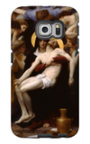 Pieta Galaxy S6 Edge Case by William Adolphe Bouguereau