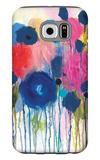 Memory of Flowers Galaxy S6 Case by Carrie Schmitt