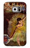 End of the Arabesque Galaxy S6 Case by Edgar Degas