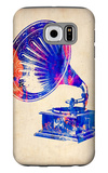 Gramophone 2 Galaxy S6 Case by  NaxArt