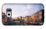 The Rialto Bridge from the South Galaxy S6 Case by  Canaletto