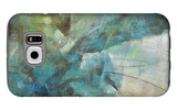 Aqua Explosion Galaxy S6 Case by Gabriela Villarreal