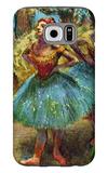 Dancers Galaxy S6 Case by Edgar Degas