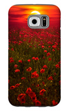 Warm Sunset Galaxy S6 Case by Marco Carmassi