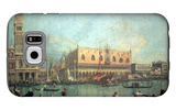 Palazzo Ducale Galaxy S6 Case by  Canaletto
