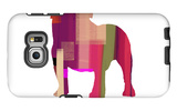 Bulldog Galaxy S6 Edge Case by  NaxArt