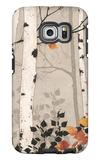 Birch Damask Galaxy S6 Edge Case by Melissa Pluch
