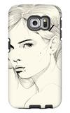 Sutileza Galaxy S6 Edge Case by Manuel Rebollo