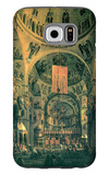 San Marco, Inside View Galaxy S6 Case by  Canaletto
