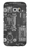 First Computer Patent 1889 Galaxy S6 Edge Case