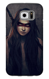Howl Galaxy S6 Case by Charlie Bowater