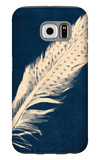 Plumes and Quills 3 Galaxy S6 Case by Dan Zamudio