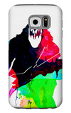 Paul Watercolor Galaxy S6 Case by Lora Feldman