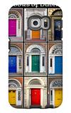 The Old Georgian Doors Of Dublin Galaxy S6 Edge Case by Domenico Matteo